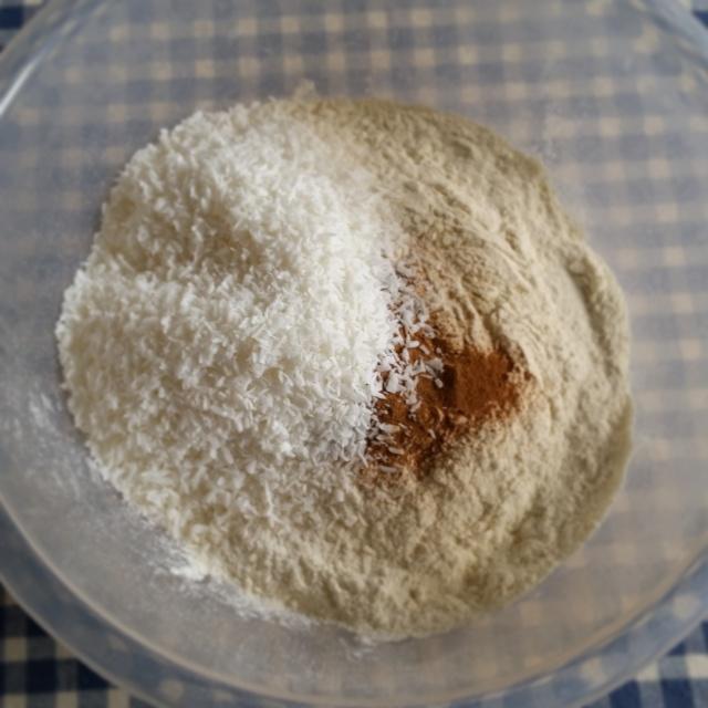 dry cake mix