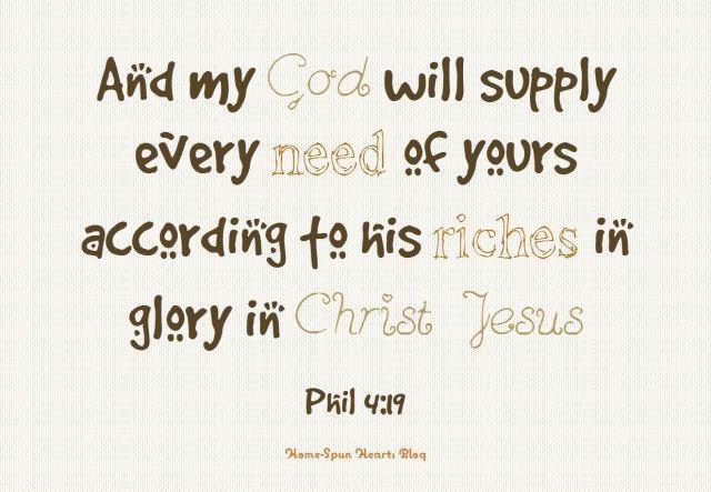 Phil 4 19