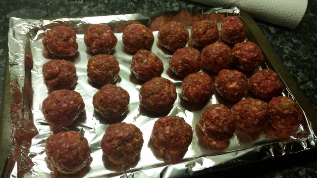 Meatballs from Nom Nom Paleo