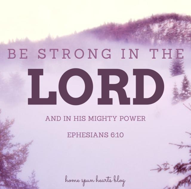 Ephesians 6 10